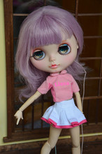 Blythe doll clothes Tennis clothes available for Blythe doll AZONE Licca Dal doll accessories