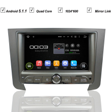 Car Android 5.1.1 DVD GPS Player for Ssangyong Rexton 2014 2015 Radio Bluetooth Hand Free Mirror Link OBD DVR Free Map 1024*600