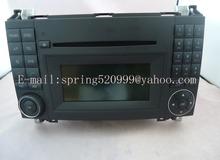 Brand new Alpine single CD radio N25-MN2830 for Mercedes Vito B class Audio 20 CD A169 900 20 00 made in Hungary(China)