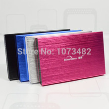 Free shipping On Sale 2.5''  USB2.0 HDD 60GB External hard drive Portable Storage disk wholesale and retail Prices