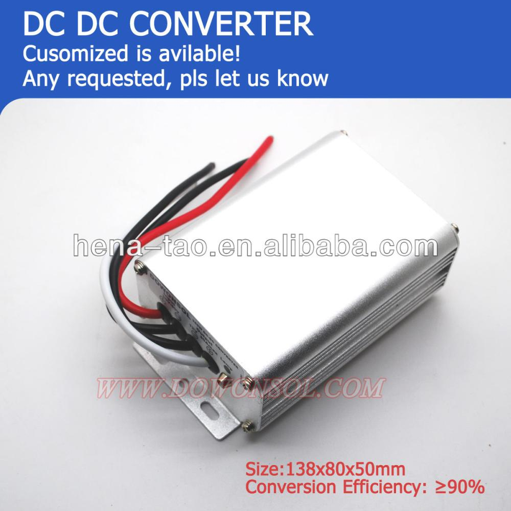 360W 30A 24V to 12v car voltage stabilizer/converter waterproof 12v dc cars converter small size<br><br>Aliexpress