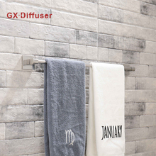 Single Towel Bar 304 Stainless Steel Bar Towel GX Diffuser(China)