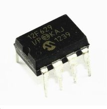 1 шт. MCU IC microchip dip-8 PIC12F629-I/p 12F629-I/p 12F629 wc(China)