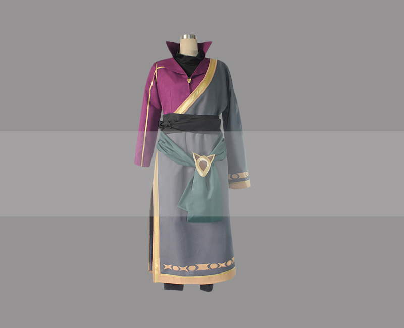 Customize Fire Emblem: Path of Radiance Stefan Cosplay Costume Outfit