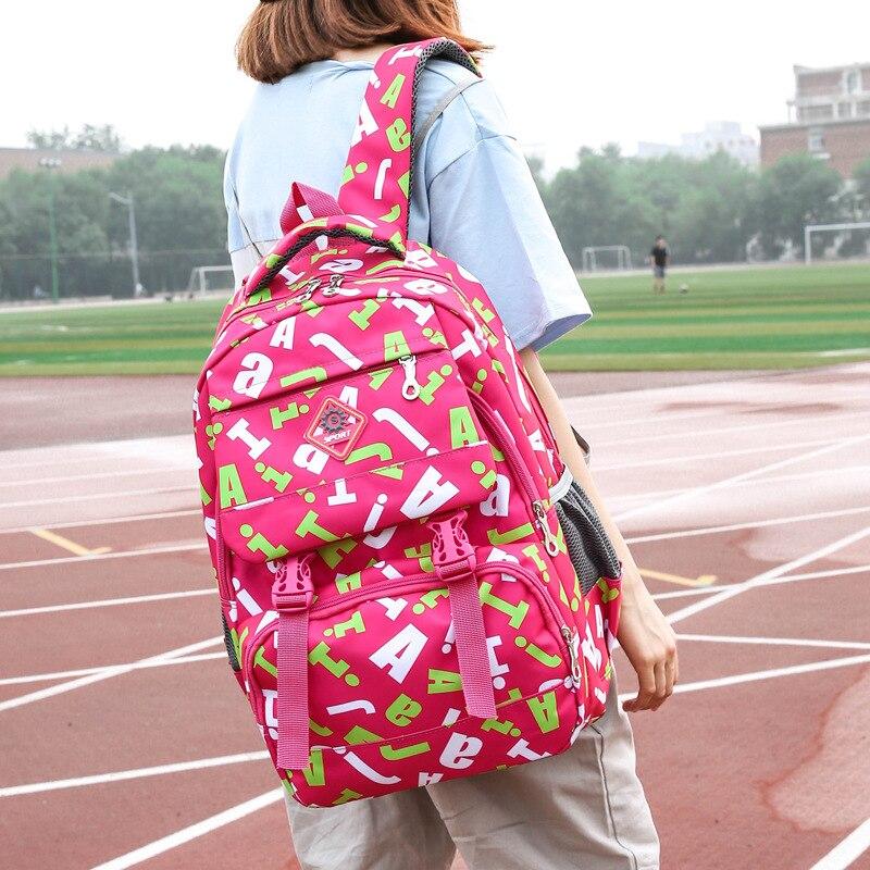 2017 New school bags for girls boys mochila escolar high quality book bags waterproof  nylon women schoolbag backpack DF533<br><br>Aliexpress