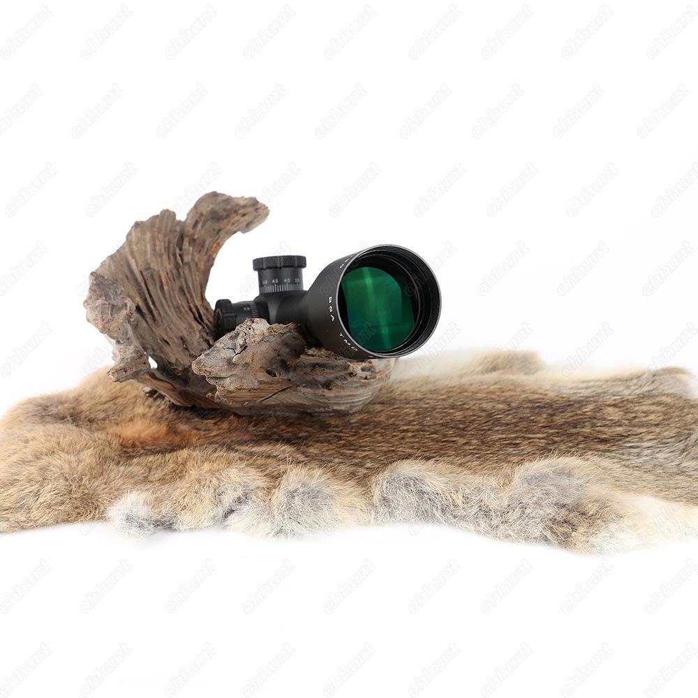 BSA TMD 4-14X44-30 IR Hunting Riflescope Side Parallax Tactical Optical Sight Red Green Reticle Illuminated Rifle Scope  (6)