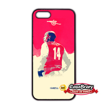 Henry Football Soccer Case For Apple iPhone X 7 8 6 6s Plus 5 5s SE 5c 4 4s For iPod Touch(China)