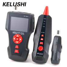NF-8601 Multi-functional Network Cable Tester LCD Cable length Tester Breakpoint Tester English version(China)