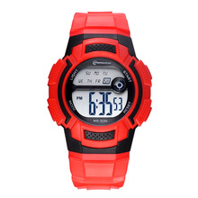 Children 's eco - friendly watches wholesale LED girls boys watches outdoor sports electronic watches Children's Dress Watch(China)