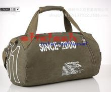 by dhl or ems 100pcs Multifunction Women and Men Canvas Sport Bag Sport gym Training Bag Crossbody Travel Duffle bags