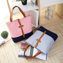 Woman Canvas Bags Female HandBags working Bag For Women Travel shoulder bags Tote Bags bolsa feminina