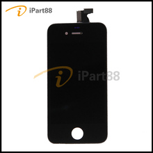 YUEYAO AAA Quality No Dead Pixel LCD Display Screen For Apple iPhone 4 4G Replacement With Touch Digitizer Assembly