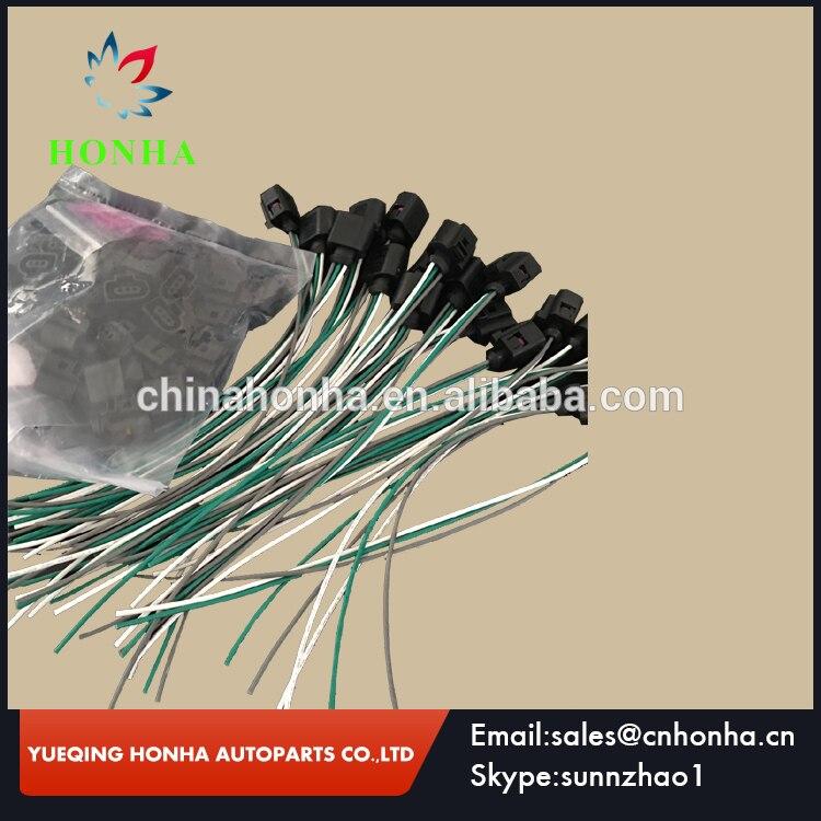 1J0 973 703 3 контактный разъем для подключения кабеля датчика камеры распредвала|1j0