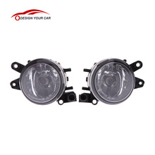 Car Style 55W Front Bumper Driving Fog Grill Lights Lamps for Audi A4 B6 02-05 03 04 Sedan Headlights for Cars