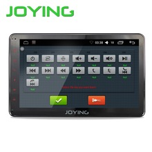 "10.1""Joying Single Din Quad Core Universal GPS Navigation Android 6.0 Car Audio Stereo Radio 1024*600 Multimedia Player"