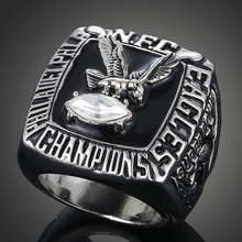 Hot Sale 1980 Philadelphia Eagles National Football Championship Rings American Super Bowl Rings For Fans Collection J02029(China)