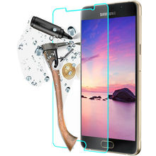 HOT! Tempered Glass For Samsung Galaxy A3 A5 A7 2015 2016 High Transparent Screen Protector Protective For Samsung J3 J5 J7 Film