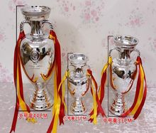 Henri Delaunay Trophy Cup for 2016 French European Cup Model 45cm Height Football Fans Souvenirs Trophy Soccer Fans Collectibles