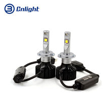 Cnlight H7 LED Headlight Bulbs 6500k 8000Lm 5000k Car Lamp Auto 70W(China)