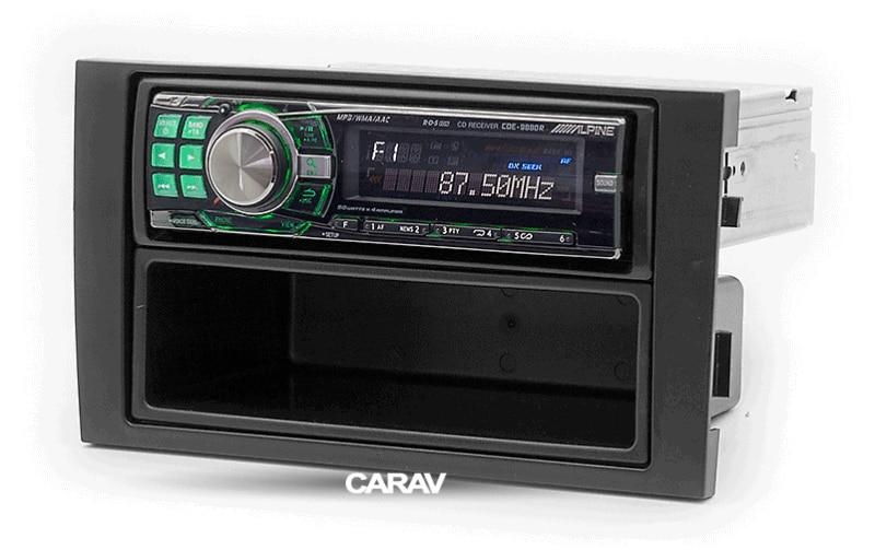 CARAV 11-780 Car Radio Installation Trim Fascia Panel