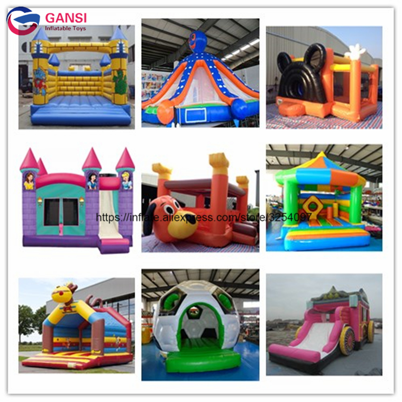 inflatable bounce house04_1
