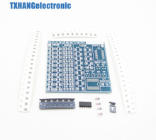 SMT SMD Component Welding Practice Board Soldering Practice DIY Kit Best diy electronic kit Component(China)