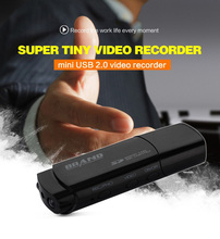 Spied mini camera  HD Camcorder Motion Detection Night Vision Cam Mini DV DVR U Disk USB Camera voice recorder