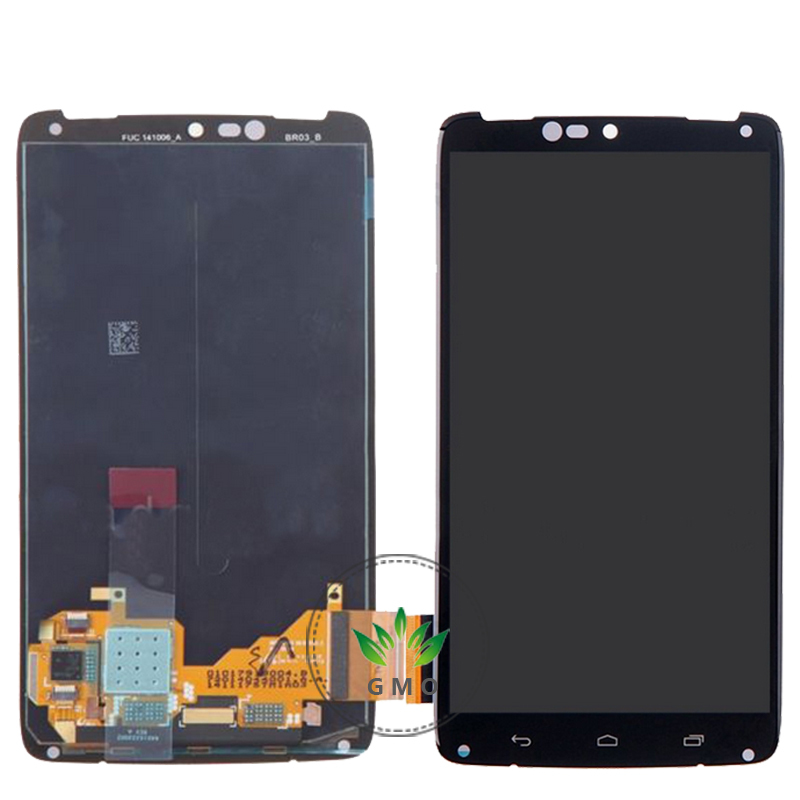 100% Test LCD Screen For Motorola Droid Turbo XT1254 LCD Display Screen Touch Digitizer Assembly Black Free Shipping<br><br>Aliexpress