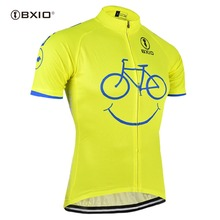 BXIO Cycling Jersey Ropa Ciclismo Mujer Mountain Bike Clothing Short Sleeve Bicycle Clothes 2017 Pro Team Cycle Shirt 085-J