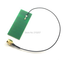 4pcs Internal Antenna 2.4Ghz 6dbi Wifi Antenne for PCB And Wi Fi Router Omni Type With Sma plug 20cm cable(China)