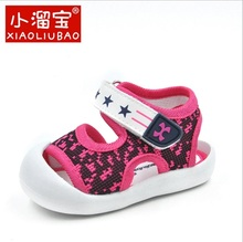 2017 Top Brand Baby Canvas EVA Shoes 9M-24M Hook& Loop Best Choice for Bebe Unisex Summer High Quality Non-slip