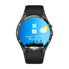 NEW Android 5.1 3G Smart Watch MTK6580 Quad Core 1.3 GHz Phone Watch with 2.0 MP wifi GPS Pedometer Heart Rate Tracker Whatsapp(Hong Kong)