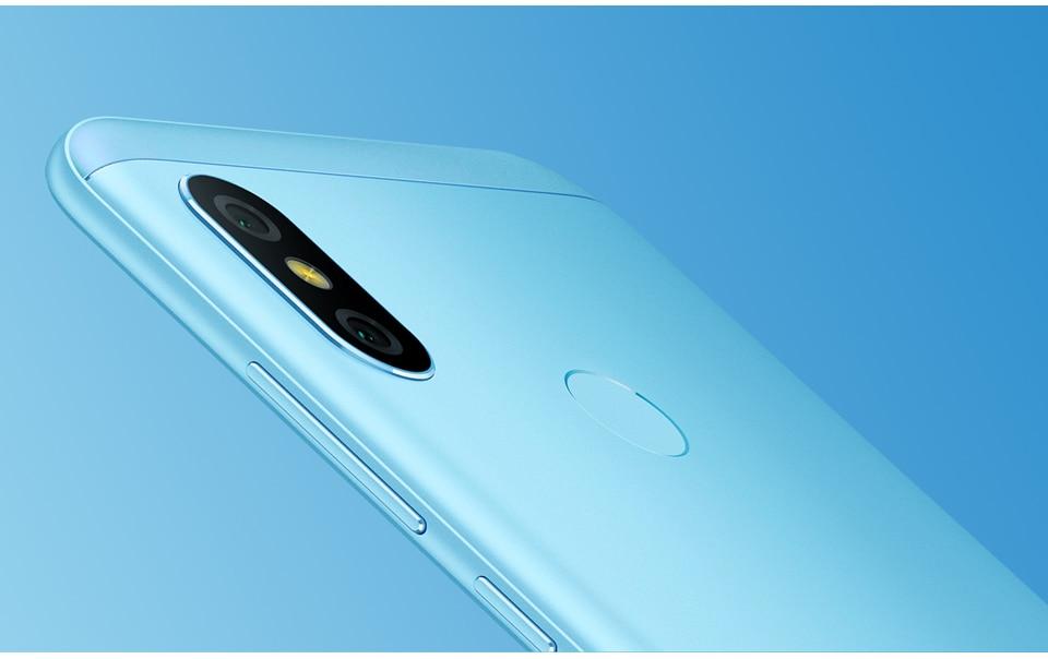 Original Xiaomi Redmi 6 Pro Mobile Phone 3GB RAM 32GB ROM Snapdragon 625 Octa Core 5.84 199 Full Screen Dual AI Camera 4000mAh (3)