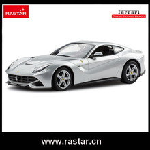 Rastar licensed R/C 1:14 Ferrari F12 Authentic car styling with injection mould body remote control car drift vehicle 49100(China)