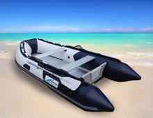 GTS330 Goethe  CE Certificate and Aluminum Floor 5 people Cheap Inflatable Sports Boats