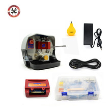 New Arrival! Automatic V8/X6 Key Cutting Machine X6 Car Key Cutting Machine V8 Auto Key Programmer Fast x6 key machine DHL Free