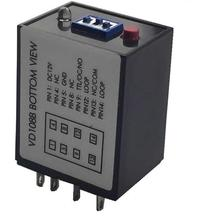 Traffic Inductive Signal 12V Loop detector   VD108B for  sliding gate/operator traffic signal control 4-level sensitivity