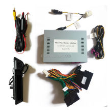 Reversing camera Interface module for BMW 1/2/3/4/5/7series X1 X3 X4 X5 X6 with NBT system with  trunk camera included