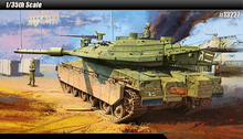 ACADEMY 13227 Mk.IV LIC Merkava main battle tanks