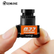 Buy Original Eachine 1000TVL 1/3 CCD 110 Degree 2.8mm Lens Wide Voltage 5-20V Mini FPV Camera NTSC PAL Switchable RC Multicopter for $12.99 in AliExpress store