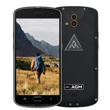 Big Gifts AGM X1 IP68 Waterproof Phone 6 64GB ROM 4GB RAM OctaCore OTG Double Rear Camera IP68 Fingerprint Smartphone Shockproof