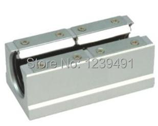 10pcs SBR20LUU CNC Linear Ball Bearing Support Unit,pillow blocks<br><br>Aliexpress