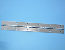 Pair Of Stainless Steel 14 x 2 Inch Boat Piano Hinge