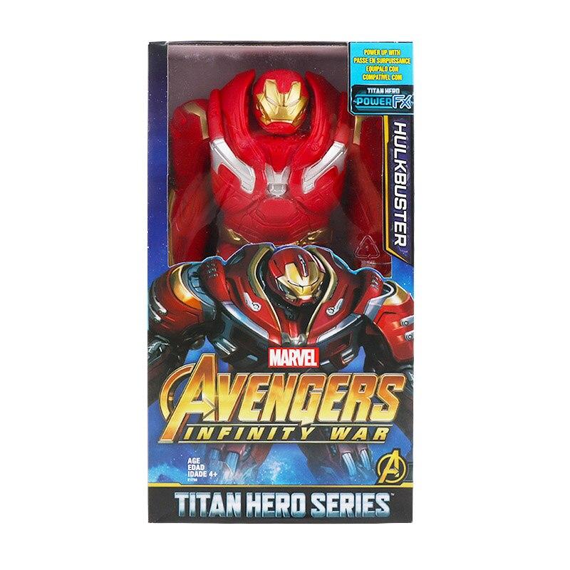 30cm  Marvel Avengers SuperHero & Villian Action Figure Toy 39