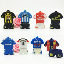 Full capacity USB stick Plastic USB flash drive ball Shirts pendrive 64GB/8GB/16GB/32GB flash card memory stick usb 2.0 thumb 4g