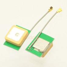 1pce 1575.42MHz 3-5V Built-in GPS Active Antenna LNA 9dB IPX/U.fl mini Tablet PC(China)