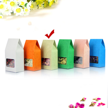 50pcs/Lot 8cm*15.5cm+5cm Bottom *140Mciron Light Gray Stand Up Bags Kraft Paper Box Food Snack Pouch