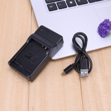Portable USB Battery Charger for Canon NB-10L SX40 HS SX40HS Camera Battery Travel Charger Intelligent Charger