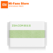 Buy Original Xiaomi ZSH Polygiene Antibacterial Towel High Oeko-Tex Standard 100% Cotton Strong Water Absorption for $6.60 in AliExpress store
