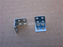 10pcs/lot K784 Multi Hole Right Angle Iron Hole Diameter 2.05mm for DIY Model Car Making Free Shipping Russia(China)